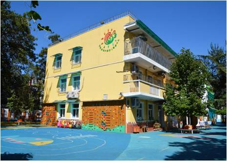 education building hvac system